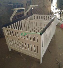 Box Bayi Anak Kembar IJ-11 Tempat Tidur Bayi Lucu
