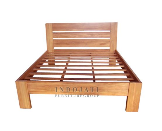 Teak Wood Bed Frame Exporter