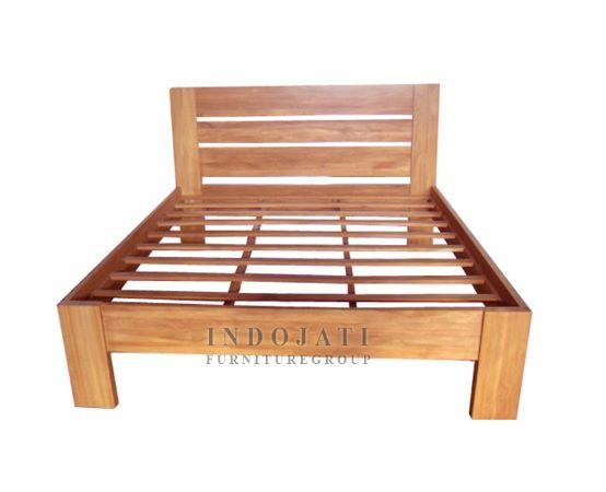 Teak Wood Bed Frame Exporter