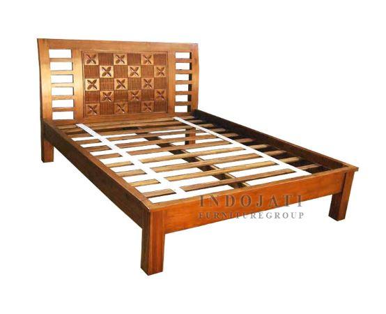 Teak Wood Bed Frame Cheap