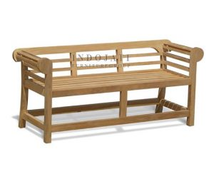 Mauritius Bench Backless 150 (165x55x70 cm)