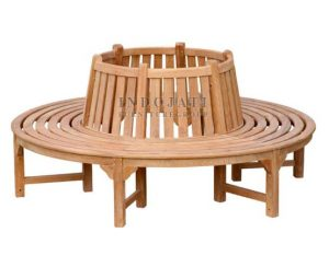 Circular Tree Bench (220x220x90 cm)
