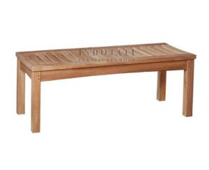 Jepara Backless Bench 120 (120x45x45 cm)