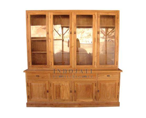 Teak Wood Cabinet Manufacturer