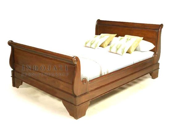 Teak Beds Frame Factory