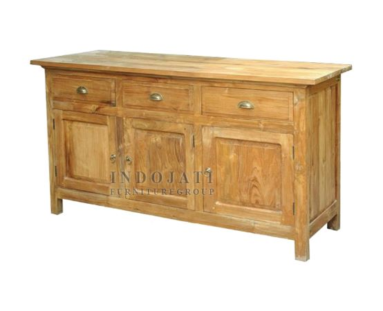 Teak Wood Sideboard