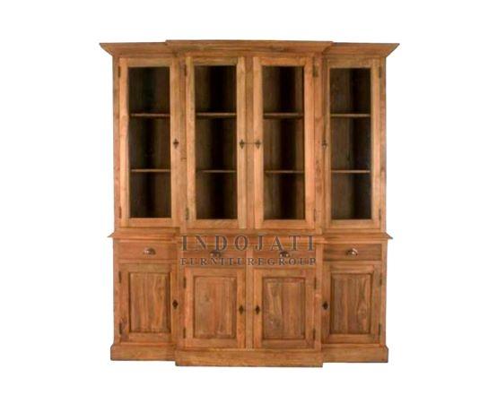Teak Cabinet Jepara Furniture Exporter