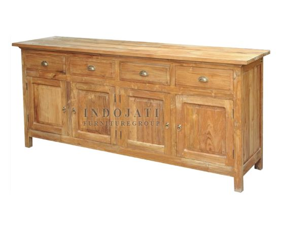 Teak Wood Buffet Sideboard