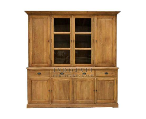 Solid Teak Wood Cabinet Jepara