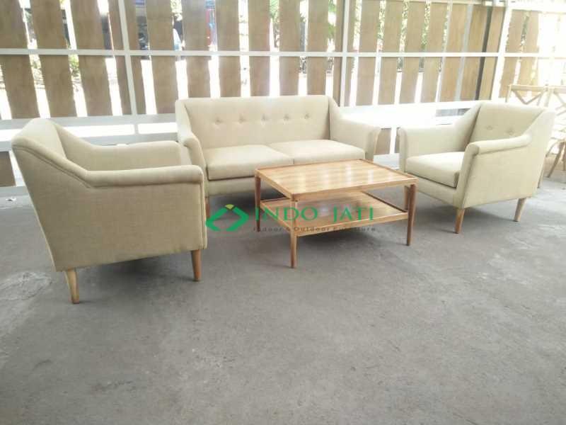 Set Kursi Tamu Sofa Vintage Mebel Jepara