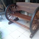 Bangku Dokar Antik Furniture Trembesi