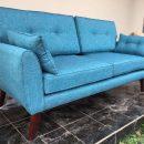 Sofa Minimalis 2 Seater