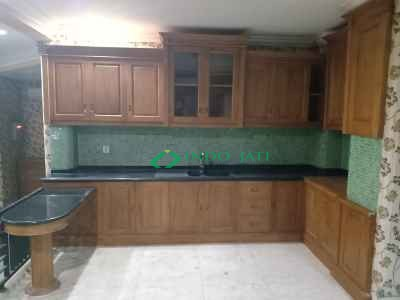 Kitchen Set Kayu Jati