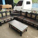 Kursi Sudut Finishing Antique