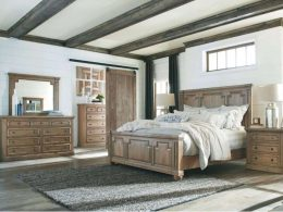 Set kamar Tidur Jati