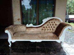Sofa Santai Model Lois Duco Putih