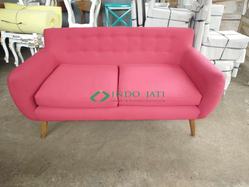 Sofa Vintage 2 Dudukan