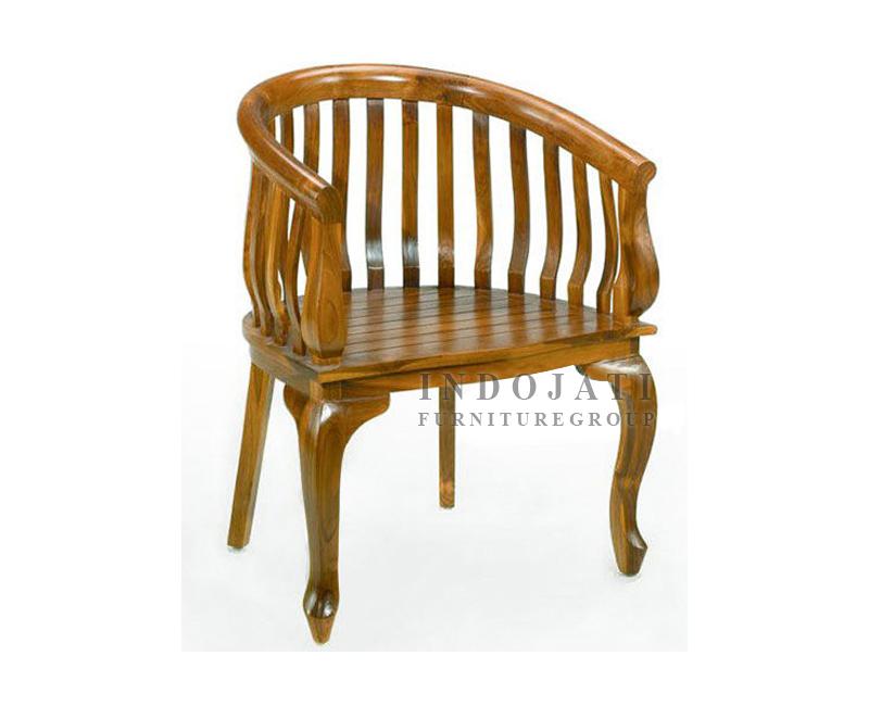 Betawi Kurung Teak Chairs
