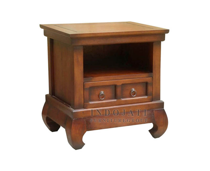 Jepara Indonesia Nightstand Bedsides