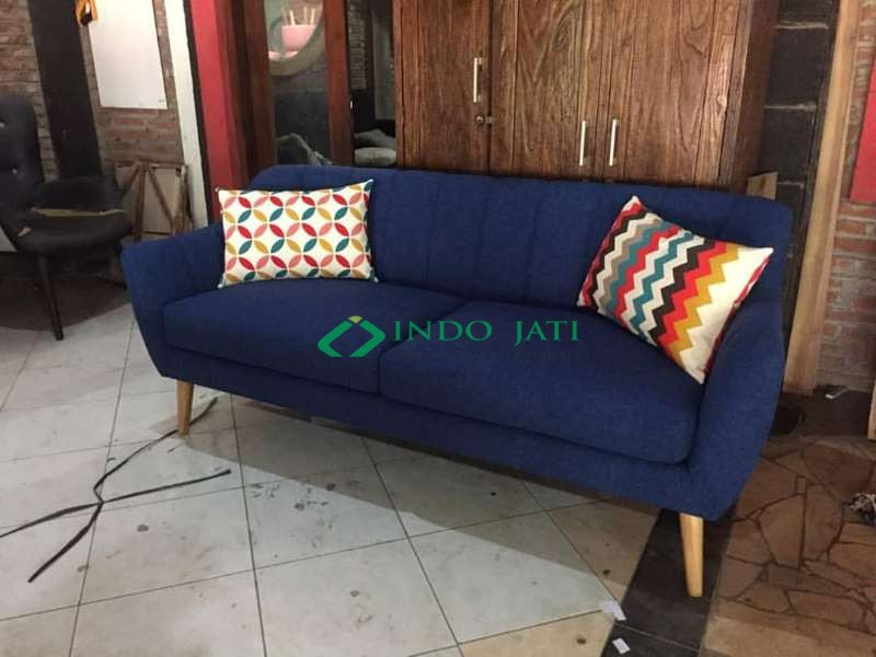 Sofa Retro Jati Jepara