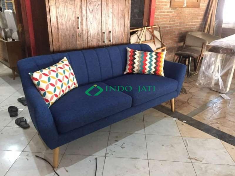 Sofa Retro Jati Minimalis