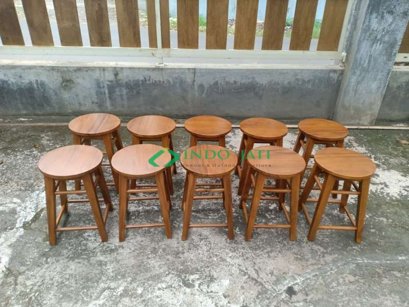 Kursi Cafe Stool