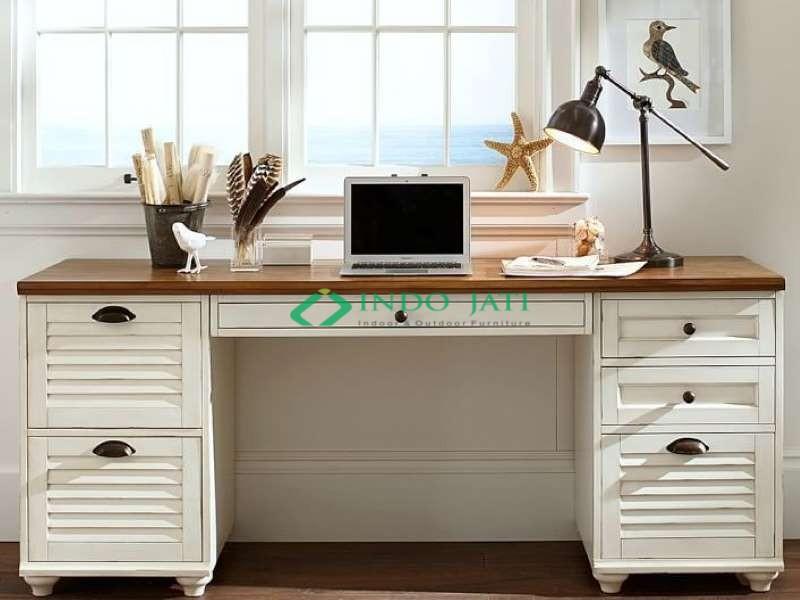 Meja Kerja Kantor Mewah