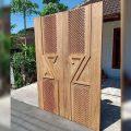 Pintu Rumah Kayu Jati Minimalis Modern