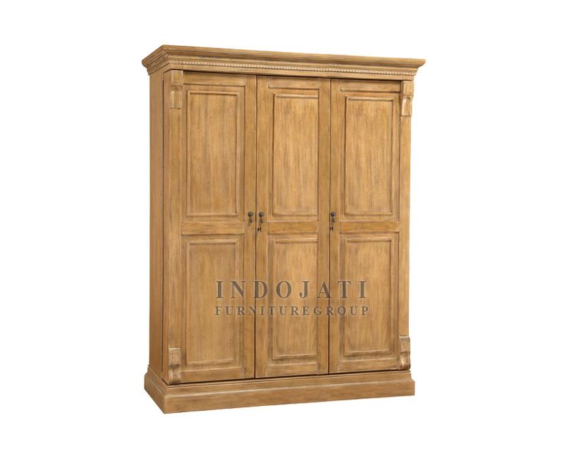 Wood Wardrobe Exporter