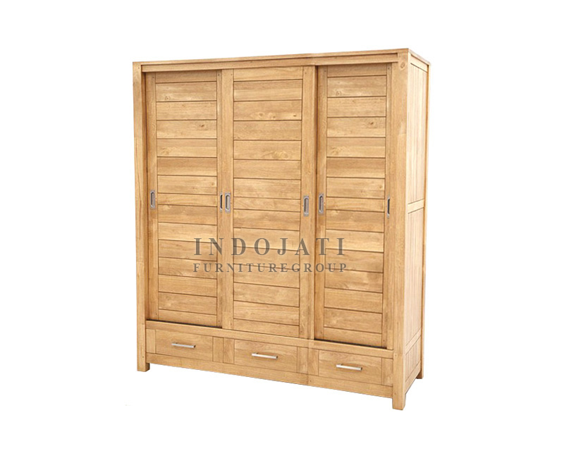 Solid Teak Wood Wardrobe Exporter