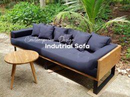 Industrial Sofa Jati Jepara
