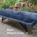 Sofa Bench Classic Living