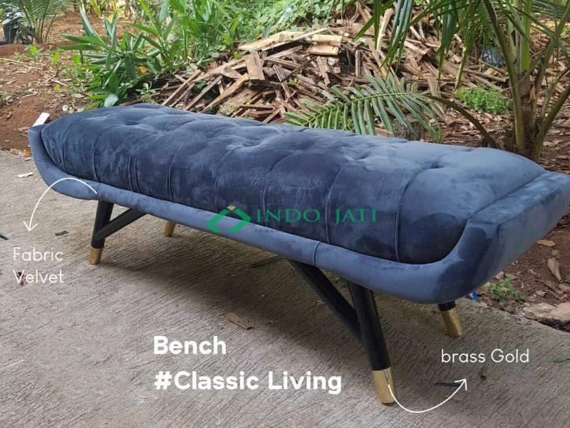 Sofa Bench Classic Living