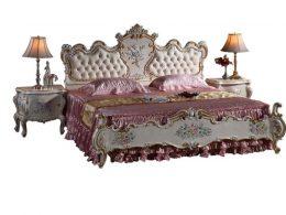 Tempat Tidur Klasik Jepara
